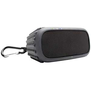 ECOROX Bluetooth Portable Audio System—Black