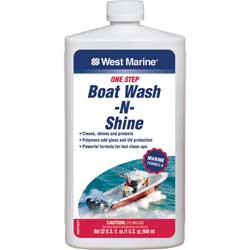 Boat Wash-N-Shine, 32oz.