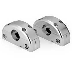 "ETXv2 Enclosed Speaker System Clamp, for pipe diameter of 1.315"" (Pair)"