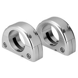 "ETXv2 Enclosed Speaker System Clamp, for pipe diameter of 2.375"" (Pair)"