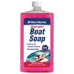 Heavy-Duty Boat Soap, Quart
