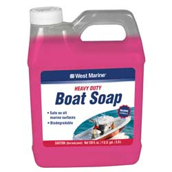 Heavy-Duty Boat Soap, Gallon