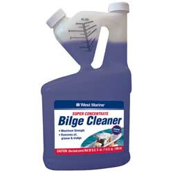Heavy-Duty Bilge Cleaner Concentrate, Qt.