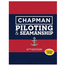 Sterling Publishing Chapman Piloting & Seamanship 67th Edition