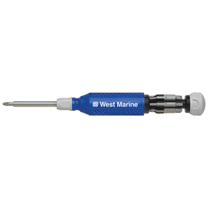 15-in-1 Stainless Steel Screwdriver