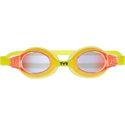 Kid's Mirrored Swimples Goggles, Pink Lemonade