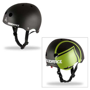 Icon Helmets, Black/Green