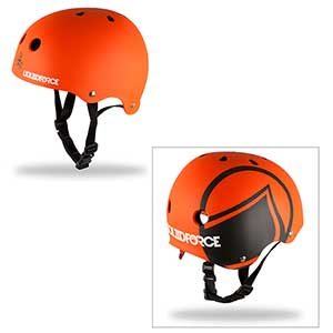 Icon Helmet, Orange