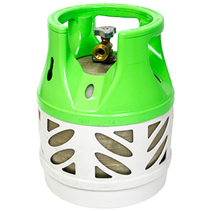 2.6 Gallon Composite Remote Propane Tank