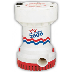 Rule 2000 Bilge Pump