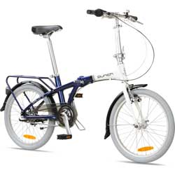 Sailor 3 Folding Bicycle