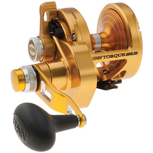 Torque Conventional Lever Drag  2-Speed Reels