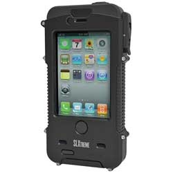 SLXtreme Case for iPhone 4, Black