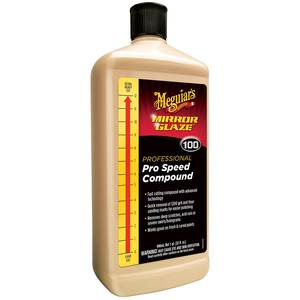 Pro Speed Rubbing Compound