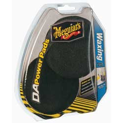 Finishing D/A Power Buffing Pads (Pack of 2)