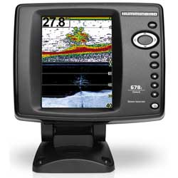 678c HD DI Fishfinder