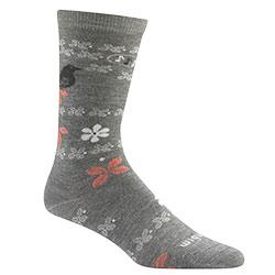 Wigwam Women's Tweet Socks Gray Sale $12.99 SKU: 15144926 ID# F3018-75-4 UPC# 48323489881 :