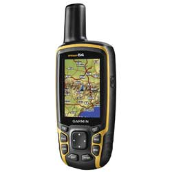 GPSMAP® 64st Handheld Wilderness Navigator with Topo Canada 100K Maps