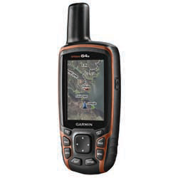 GPSMAP 64s Handheld Wilderness Navigator, 24K Topo Bundle