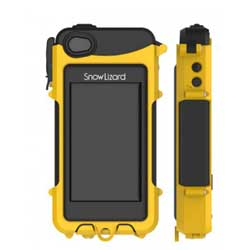 SLXtreme Case for iPhone 4, Yellow