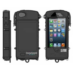 SLXtreme Case for iPhone 5, Black
