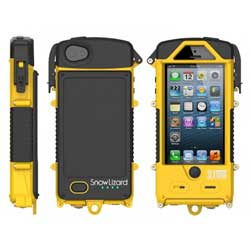 SLXtreme Case for iPhone 5, Yellow