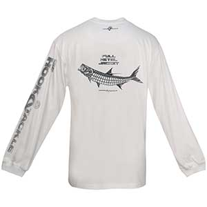 Men's Full Metal Jacket Long Sleeve Technical Tee