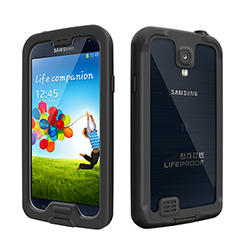 Galaxy S4 nüüd Waterproof Case, Black