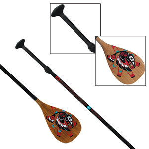 Raven Adjustable 2-Piece SUP Paddle