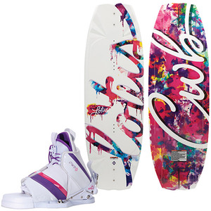 Lotus Wakeboard Combos with Bliss Bindings