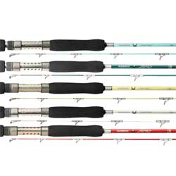Terez Saltwater Conventional and Spinning Rods