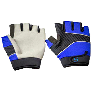Paddle Gloves, Black/Blue