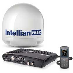 Intellian FB250 Fleet Broadband Antenna System