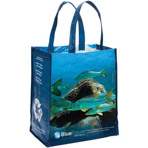 BlueFuture® Shopping Bag