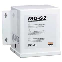 ISO-G2 Isolation Transformers 3.6 & 3.8 kVA