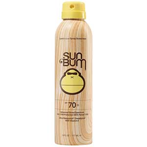 SPF 70+ Continuous Spray Sunscreen, 6oz.