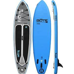 11' Breeze Inflatable Stand-Up Paddleboard