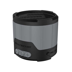 boomBOTTLE™ mini Weatherproof Wireless Speaker—Gray