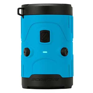 boomBOTTLE H2O Waterproof Bluetooth Wireless Speaker, Blue