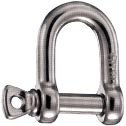 "High-Resistance ""D"" Shackles"