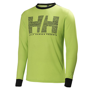 Men's Active Flow Long Sleeve Shirt