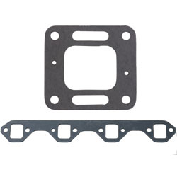 Exhaust Manifold Gasket for OMC Sterndrive/Cobra Stern Drives (Qty. 2 of 18-2949)