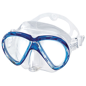 Marlin Purge Mask, Blue