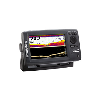 Elite-7 CHIRP Fishfinder/Chartplotter with Navionics Gold—No Transducer
