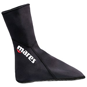 Classic Dive Boot, 3mm, Black