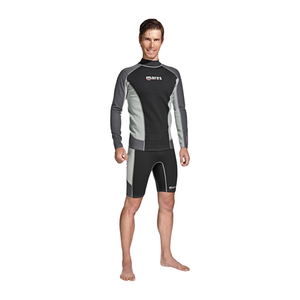 Men's Long Sleeve Thermoguards, Blue Fog, 0.5mm.