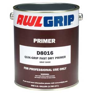 Quick-Grip Fast-Dry Primer-Base, Gallon