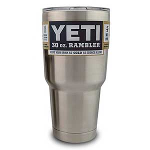 Rambler™ Tumbler, 30 oz. with Lid