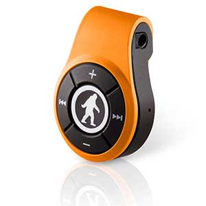 Adapt Bluetooth Headphone Adapter—Orange