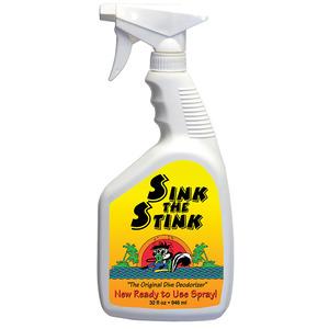 Sink The Stink Spray 32oz Partmarine